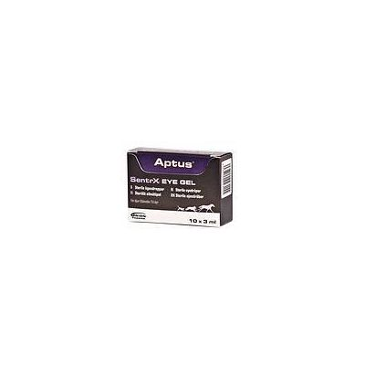 Aptus SentrX eye gel 10x3 ml