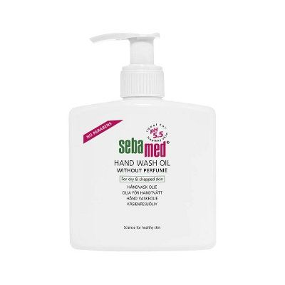 SEBAMED HAND WASH OIL käsienpesuöljy 250 ml