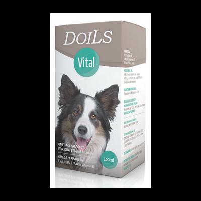 Doils Vital täydennysrehu 100 ml