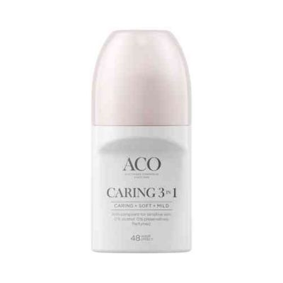 ACO BODY DEO CARING 3 IN 1 HAJUSTETTU  50 ml