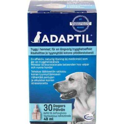 Adaptil liuos vaihtopullo 48 ml