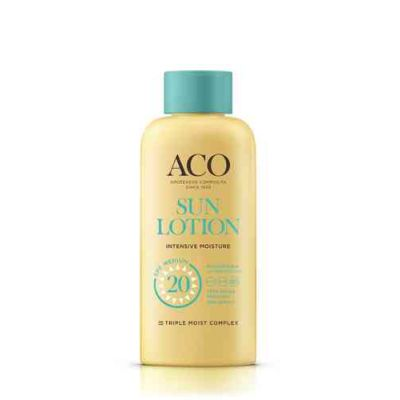 ACO SUN Body Lotion spf 20 200 ml