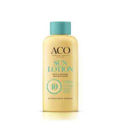 ACO SUN Body Lotion spf 10 200 ml