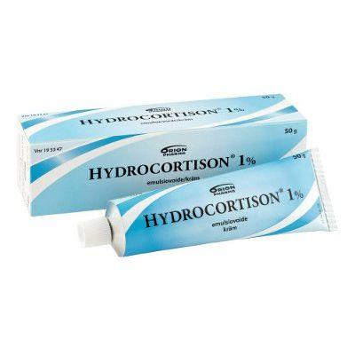 HYDROCORTISON 1 % emuls voide 50 g