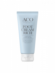 ACO BODY FOOT CREAM RICH HAJUSTETTU 100 ML