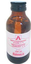 Vetyperoksidiliuos 3 % 200 ml